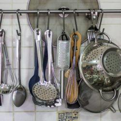 כלי מטבח תלויים